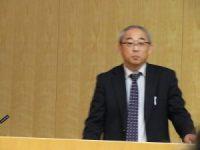 副館長 島田 英夫氏