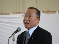 参議院議員 山崎 正昭(やまざき まさあき)氏
