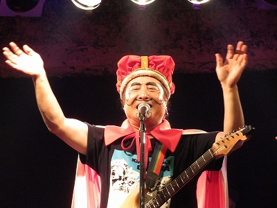 王様『対バンライブ in 福井』
