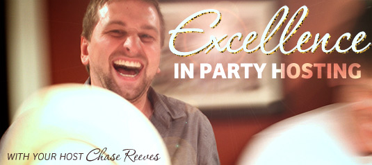 Excellent Party Hosting Tips