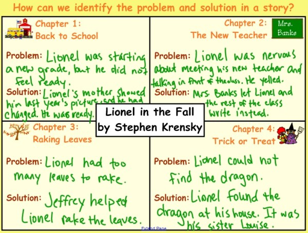 1st grade science: Using picture books and interactive ...