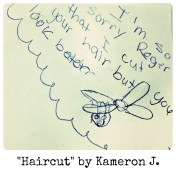 Haircut by Kameron J.