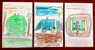 a few from Mrs. Ellett's kindergarten
