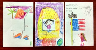 a few from Ms. Young's kindergarten