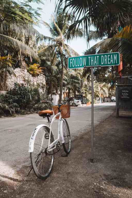 the best time to visit tulum bike