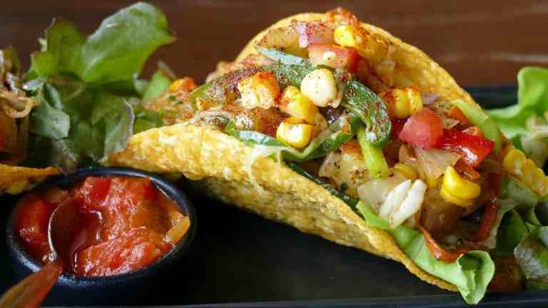 Vegan tacos the best vegan restaurants in tulum