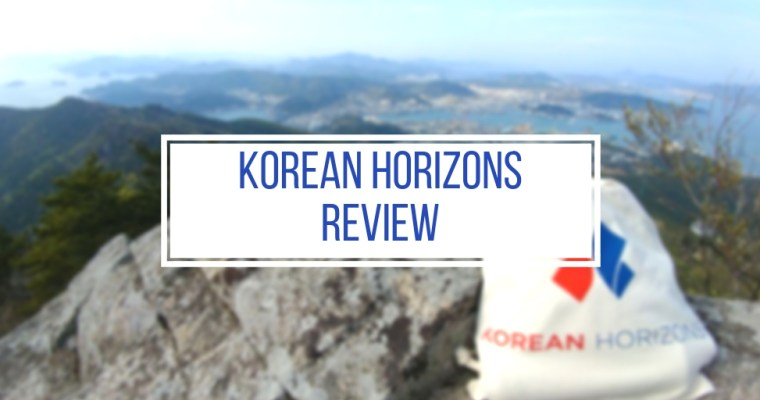 Review: Korean Horizons