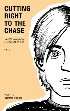 cutting right to the chase vol 3, detective short stories, mystery short stories