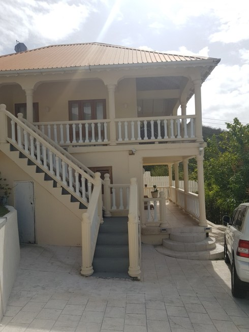AirBnB House Bequia