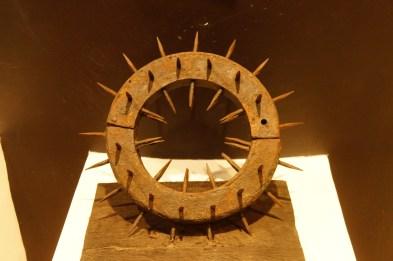 Folterinstrument im Inquisitionsmuseum