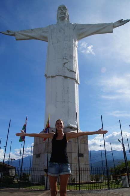 Cristo Rey und ich