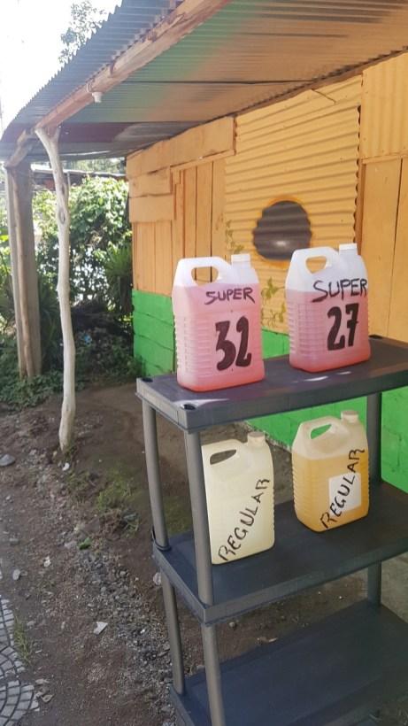 Tankstelle in San Marcos
