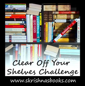 Clear Off Your Shelves Challenge