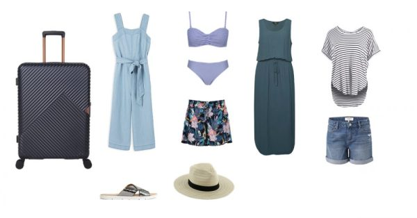 How to Pack for a Summer Holiday