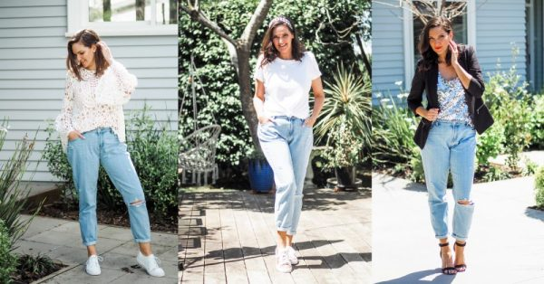 "What are ""Mom Jeans"" and how to style them"