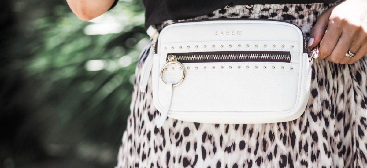 1 item, 4 ways: The Saben Bag + WIN!