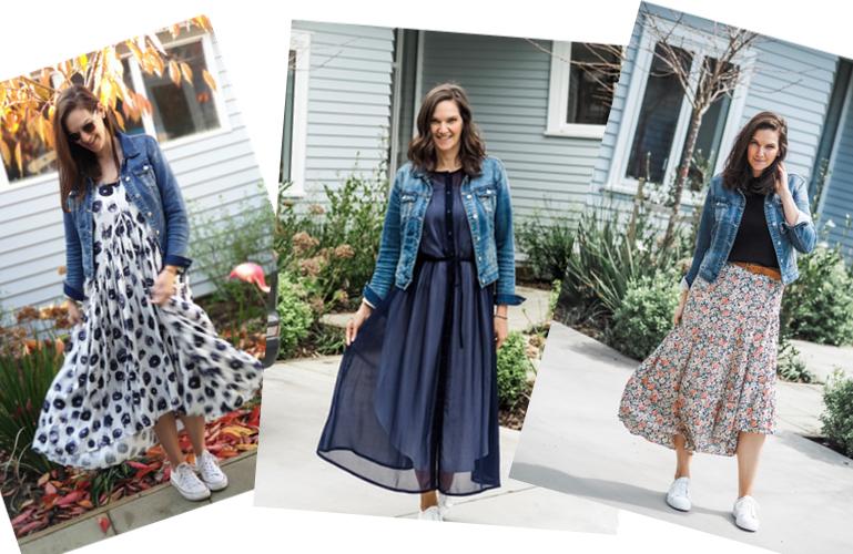 Style Lesson: Denim Jacket Basics, the how, where & why