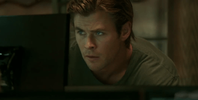 Chris Hemsworth stars in Michael Mann's cyber-thriller Blackhat