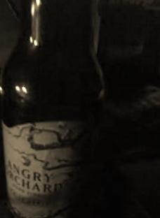 Angry Orchard Hard Cider: Crisp Apple