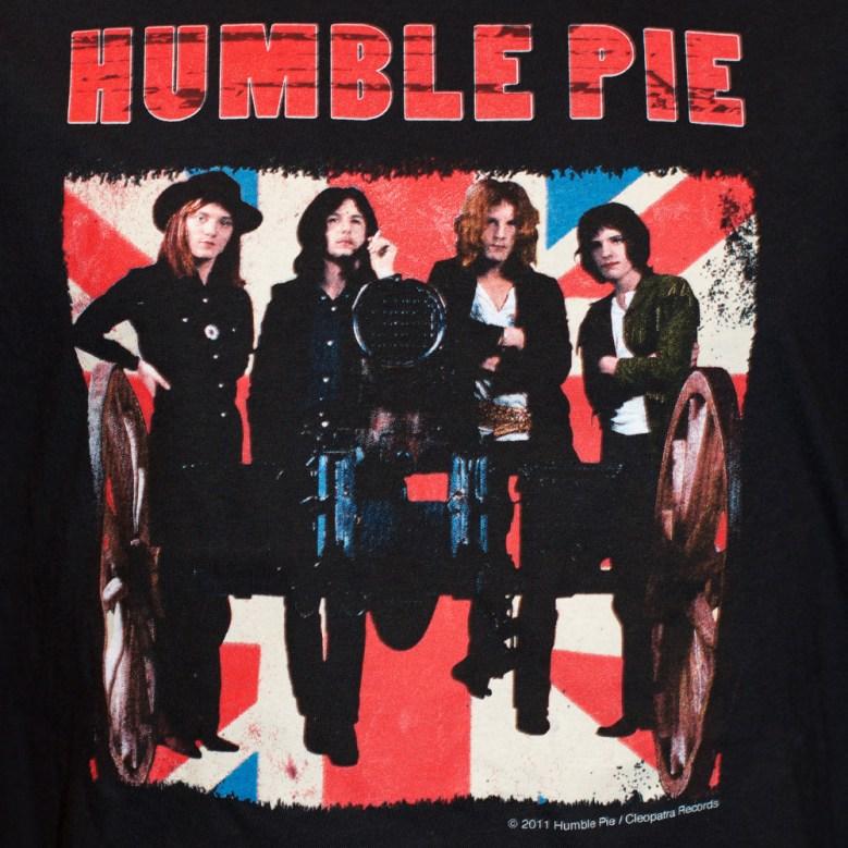 Humble Pie. NaBloPoMo