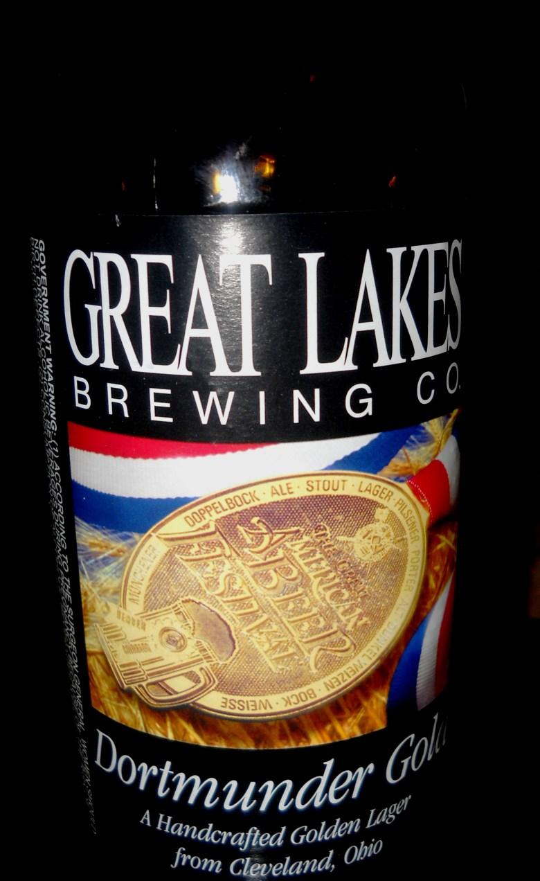 Dortmunder Gold: Great Lakes Brewing Company