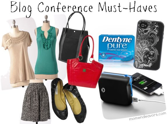 Newbie Blog Conference Question