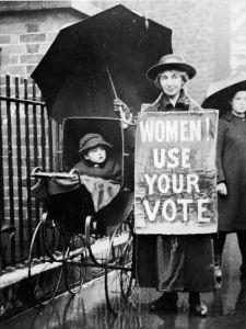http://mashable.com/2013/08/26/womens-suffrage-photos-vote/