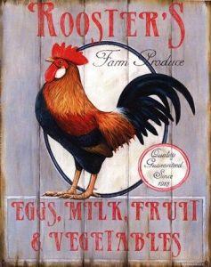 http://www.urbanloftart.com/hallas-662569/roosters-farm-produce-art-print.htm