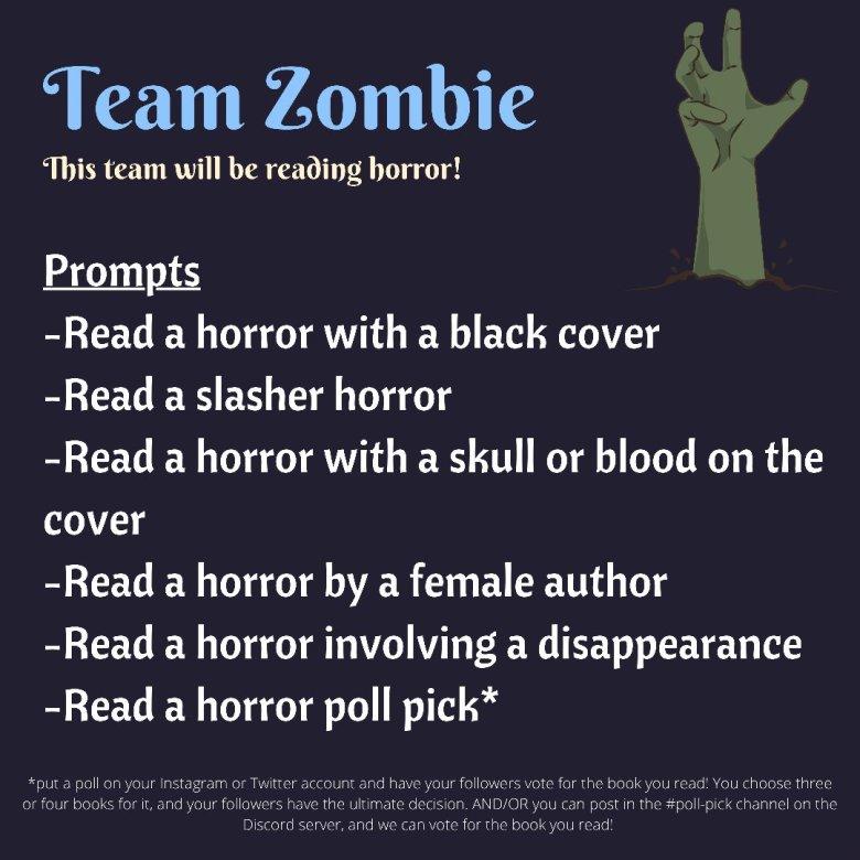 spooktober book prompt