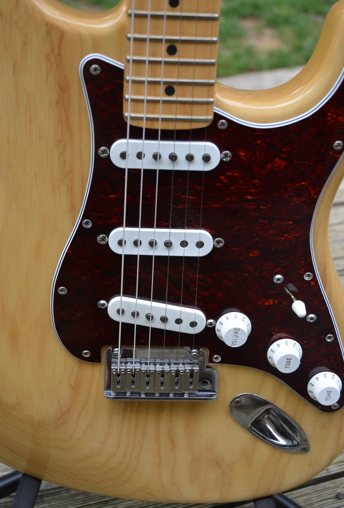 2002 Fender American Stratocaster | ChasingGuitars