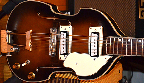 1967 Cameo 1402T Electric Violin Guitar