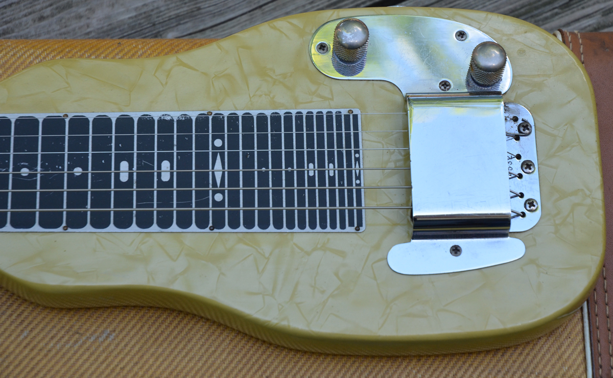 50s Fender Champion Lap Steel Chasingguitars