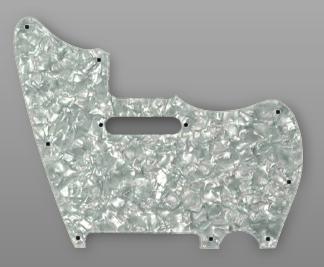 Solid Pearloid Pickguard