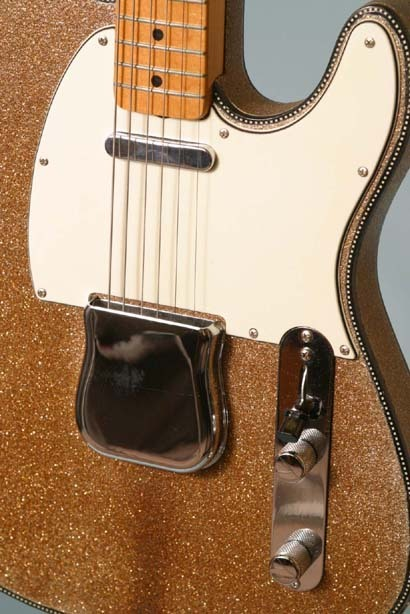 "Don Rich's Gold ""Champaign"" Telecaster"