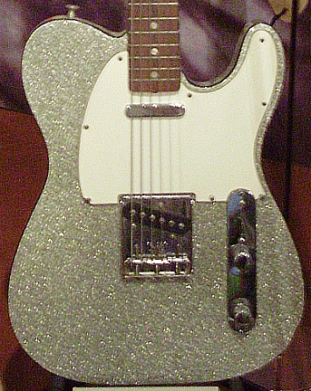 Don Rich's Silver Telecaster