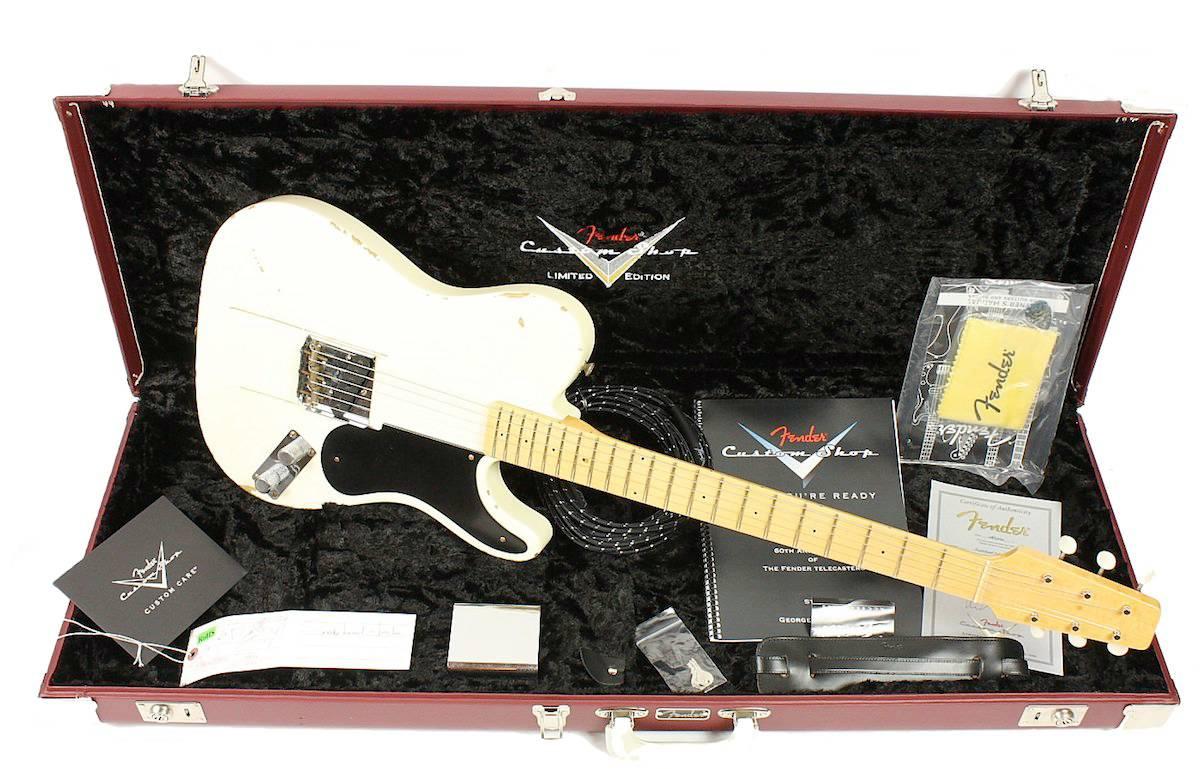 Custom Built Snakehead Guitar Chasingguitars Fender Deluxe Players Strat Wiring Diagram Shop Limited Telecaster Sells For 6k