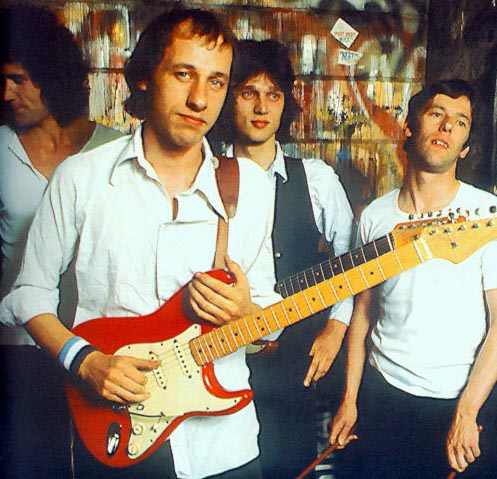 Mark Knopfler and Dire Straits
