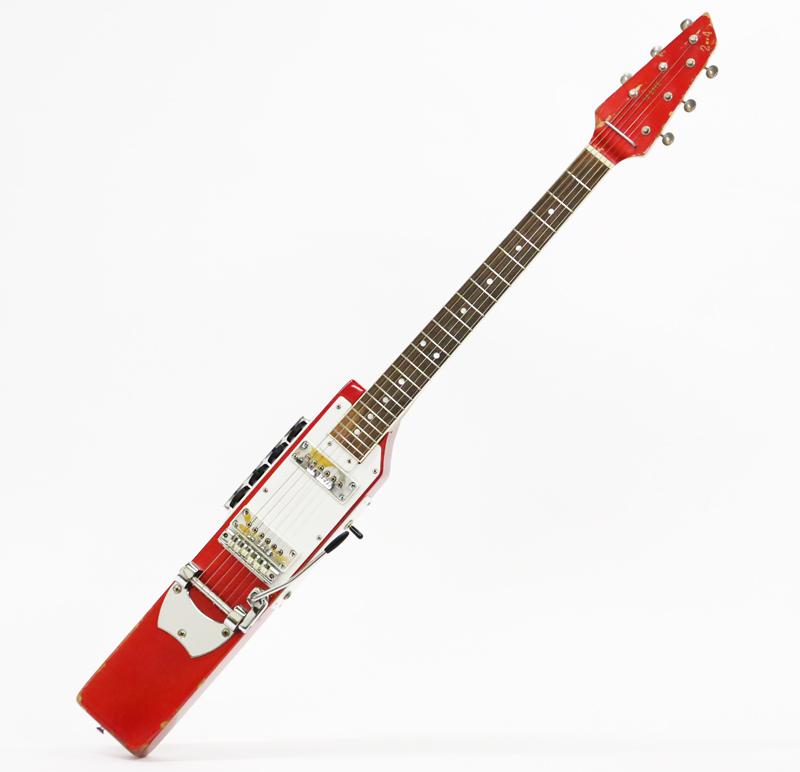 1966 La Baye 2X4 Guitar