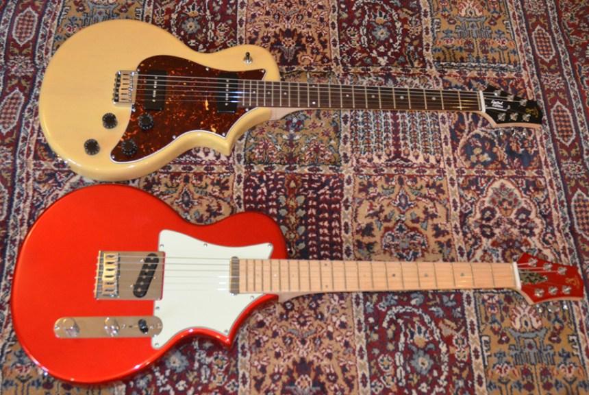 My Voyage-air Travel guitars