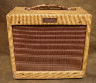 1957 Fender Tweed Champ Amp