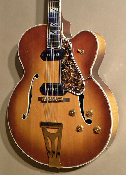 1957 Gibson Super 400CES