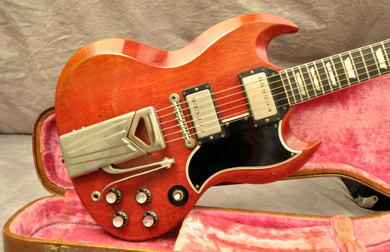 1961 Les Paul radically new design