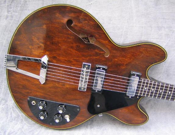 1972 Gibson ES-325TD