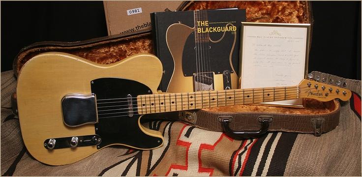 1951 Fender Broadcaster