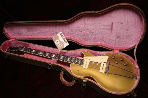 Awesome 1952 Les Paul Gold Top