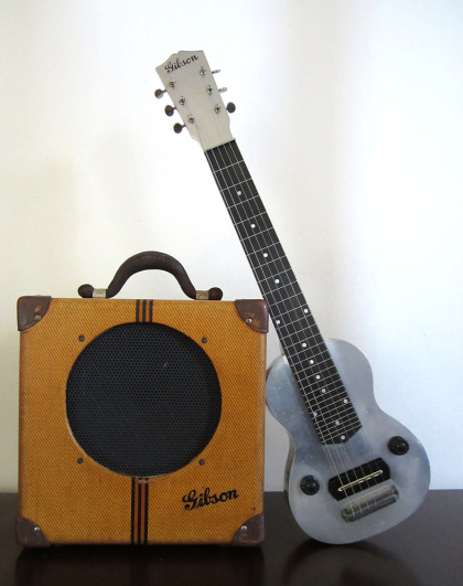 1935 Gibson EH-150 -1st Version