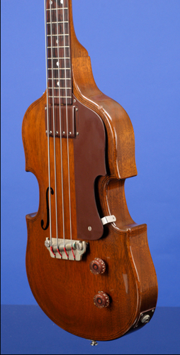Well preserved Gibson EB-1 Bass guitar