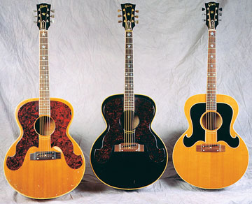 Gibson Every Brothers Models