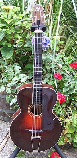 1924 Gibson 1924 L-3 Guitar