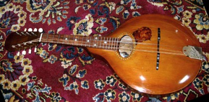 Early Gibson Mandolin